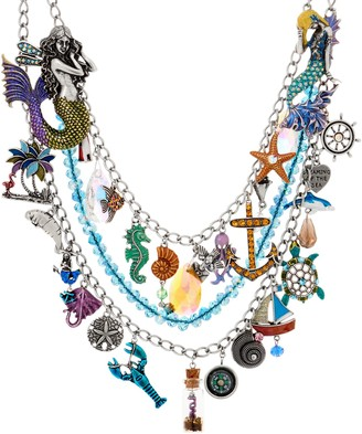 Kirks Folly Dreaming of the Sea Mermaid Necklace