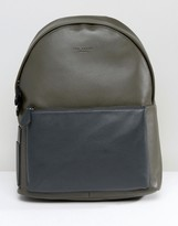 Ted Baker Backpack In Leather
