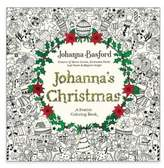 Penguin Random House Johanna's Christmas- A Festive Coloring Book