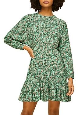 Whistles Heath Floral Print Dress