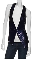 Golde Sequin Racer Back Vest