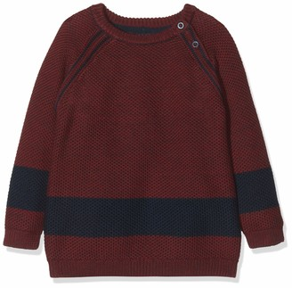 Name It Baby Boys' NMMOVANT LS Knit Jumper