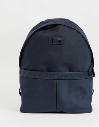Ted Baker Visor nylon backpack in navy