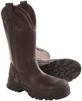"Justin Boots Work-Tek Work Boots - Composite Safety Toe, 13"" (For Men)"