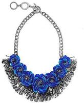 Forest of Chintz Blue Cha Hua Necklace