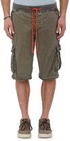 James Perse Men's Yosemite Cargo Shorts-GREEN