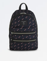 Marc Jacobs Monogram scream printed biker backpack