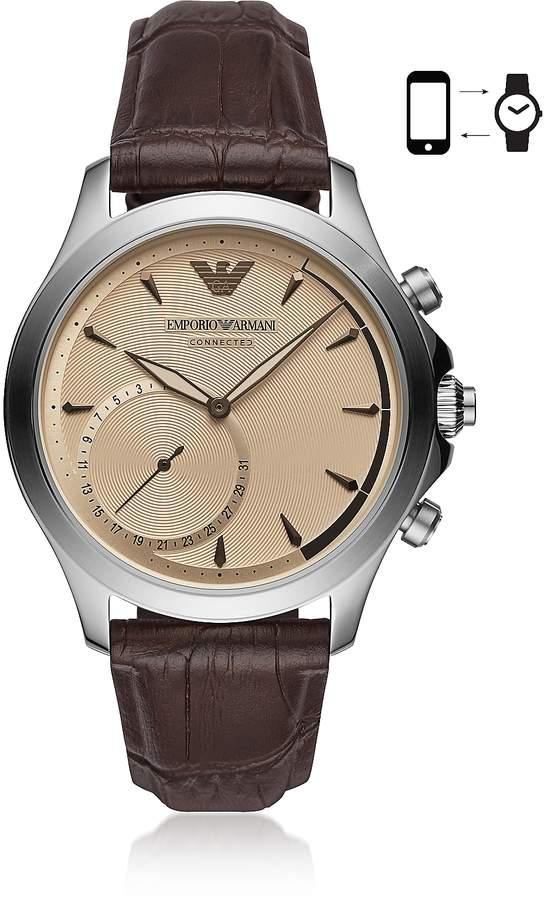 Emporio Armani ART3014 Alberto Men's Smartwatch