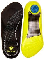 Sof Sole Sofsole Womens Plantar Fasciitis Sport Insole 133906 One Size