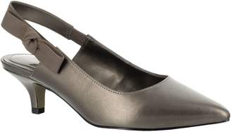Easy Street Shoes Slingback Pointed-Toe Pumps - Arden