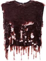 Marni embellished top