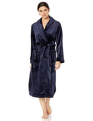 Amazon Essentials Full-Length Plush Robe Nightgown,XL
