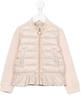 Moncler padded jacket - kids - Cotton/Polyamide/Spandex/Elastane/Duck Feathers - 4 yrs