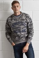 Tailgate Michigan Camo Sweatshirt
