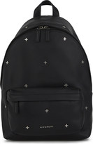 Givenchy Cross small leather backpack