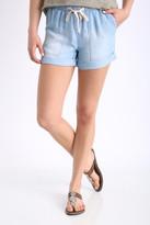 Cloth & Stone Chambray Shorts