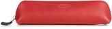 Smythson Panama cross-grain leather pencil case