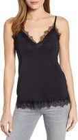 Rosemunde Billie Lace Trim Tank