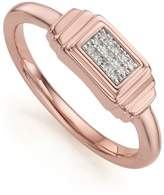 Monica Vinader Baja Deco Diamond Ring