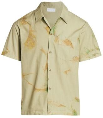John Elliott Tie-Dye Bowling Shirt