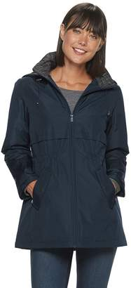 Details Women's Radiance Hooded Anorak Jacket