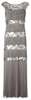 Phase Eight Noleen Maxi Dress, Silver