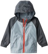 Columbia Boys 4-7 Colorblock Waterproof Rain Jacket
