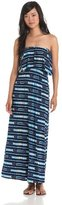 T-Bags Tbags Los Angeles Women's Tube Long Dress