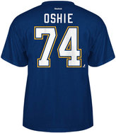 Reebok Men's Short-Sleeve TJ Oshie St. Louis Blues Player T-Shirt