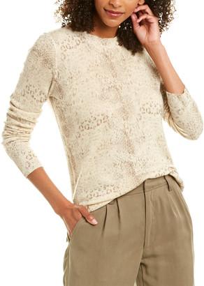 Brochu Walker Arianne Wool & Cashmere-Blend Sweater