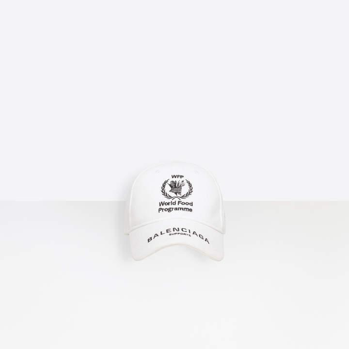 adfc462d Balenciaga Black Cap - ShopStyle