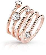 GUESS Crystal Beauty Ring