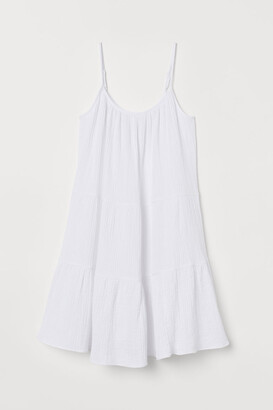 H&M Airy Dress - White