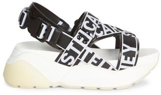 Stella McCartney Eclypse Chunky Slingback Sport Sandals