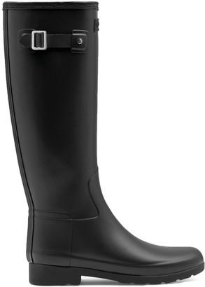 Hunter Refined Tall Rubber Rain Boots