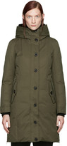 Mackage Green Down Nimah Coat