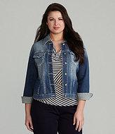 Silver Jeans Co. Woman Dark Denim Jacket