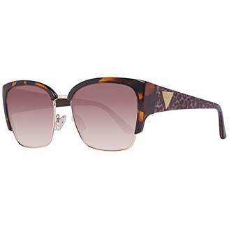 GUESS Unisex Adults' GU7564 52G Sunglasses