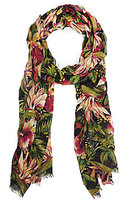 Patricia Nash Cuban Tropical Collection Scarf