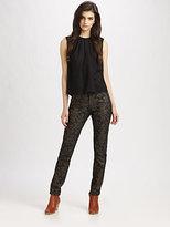 Rachel Comey Jacquard Jeans