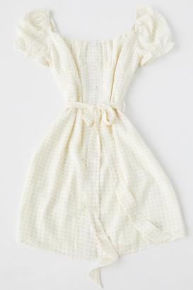 Dress Forum Puff Sleeve Mini Dress