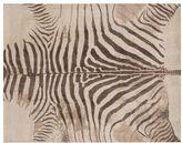 Pottery Barn Zebra Printed Rug