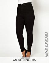 Asos Skinny Jean With Ultra High Waist