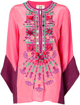 Figue Nala tunic - women - Silk - XS