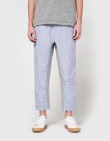 3.1 Phillip Lim Relaxed Fit Cropped & Tapered Trouser