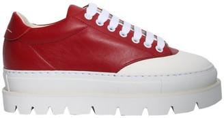 MM6 MAISON MARGIELA Oversize Sole Sneakers