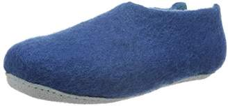 Rohde Women's Sicilia Warm Lined Slippers Blue Size: 4