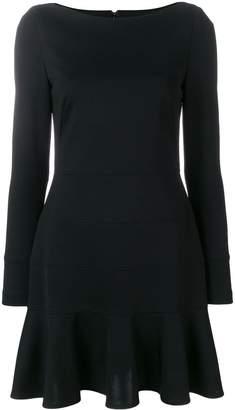 Talbot Runhof heavy jersey dress