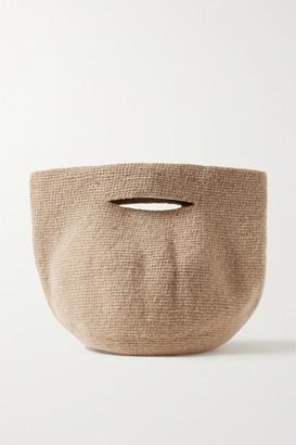 LAUREN MANOOGIAN Bowl Wool Tote
