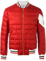 Moncler Gamme Bleu padded jacket - men - Polyamide/Cupro/Goose Down - 5